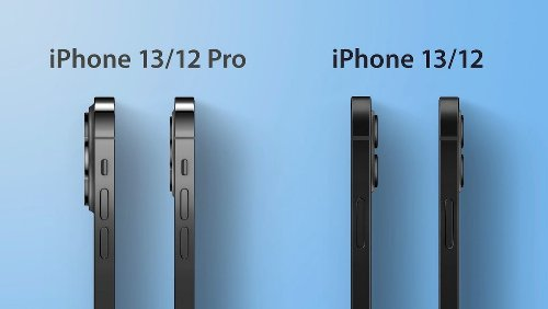 iPhone 13 will be slightly thicker and will have noticeably larger camera bumps