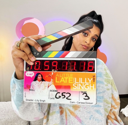 Lilly Singh cancels her late-night show A Little Late With Lilly Singh?!