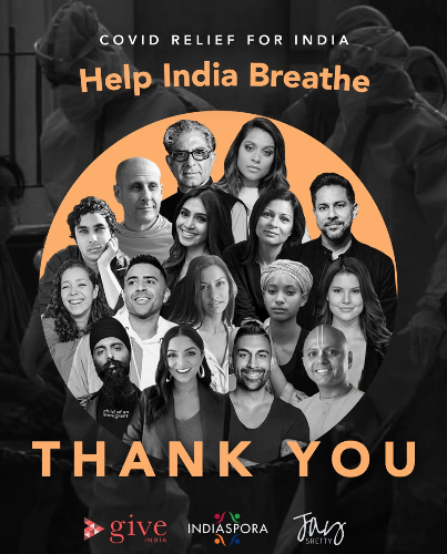 YouTube partners with top influencers such as Lilly Singh and Amanda Cerny to host 'Help India Breathe' fundraiser