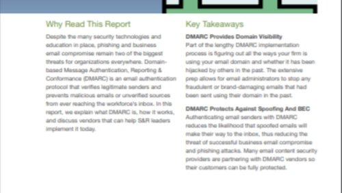 Prevent fraud and phishing attacks with DMARC