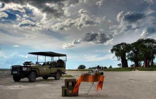Nxai Pan National Park