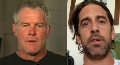 Brett Favre Gets Brutally Honest About Aaron Rodgers, Packers - Game 7