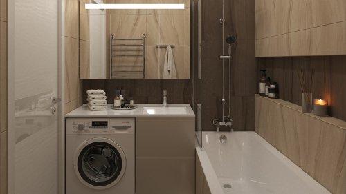 Объединять ли ванную с туалетом? Вот, что об этом думают дизайнеры