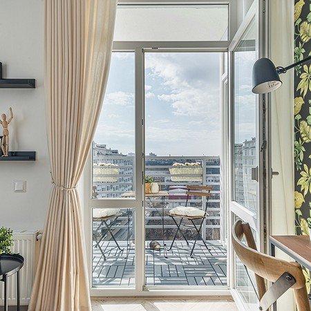 Здесь всегда весна: интерьер квартиры в Крыму