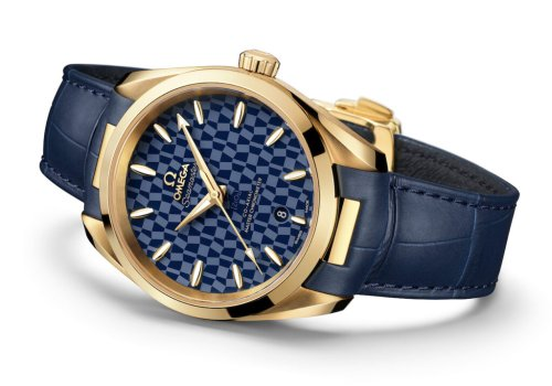 Omega Goes for Gold with Final Seamaster 'Tokyo 2020' Watches – International Watch Magazine