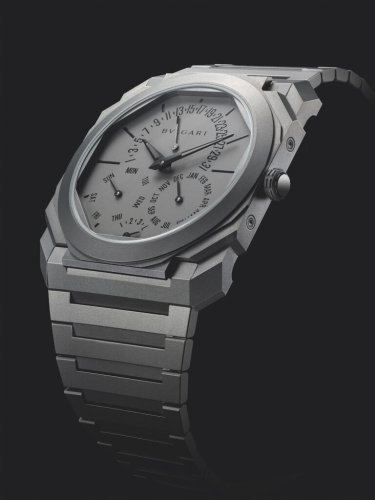Bulgari Unveils Thinnest Perpetual Calendar – International Watch Magazine