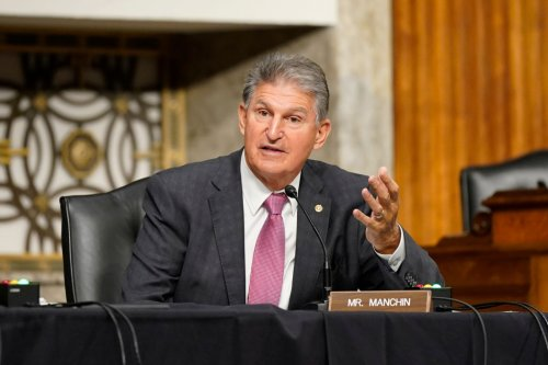 Joe Manchin: Bailouts for Me, But Not for Thee