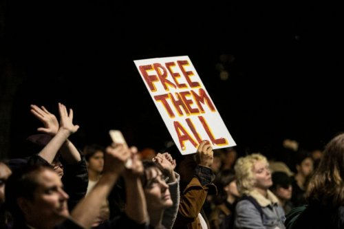 Protest Can Free the Refugees Imprisoned by Australia's Government