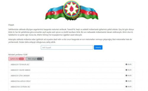 Armenia-Azerbaijan information war over Karabakh – Baku's take