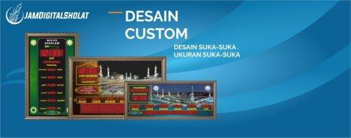 Harga Jam Digital Masjid   Produsen Jam Masjid   Garansi 2 Th   Murah