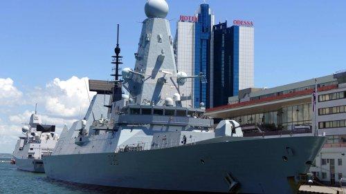 Russia Bungles Pre-Planned Intercept of UK Navy Vessel off Coast of Crimea