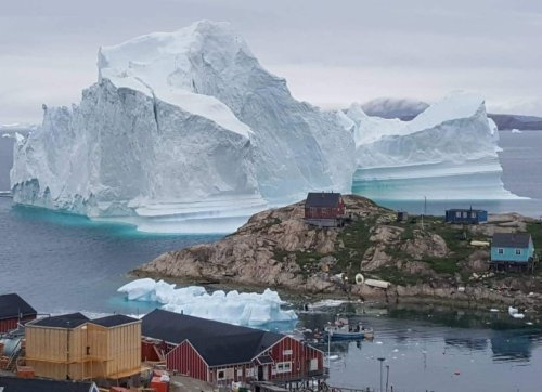 Greenland Likely to Be Cockpit of Arctic Conflict Between Russia and the West