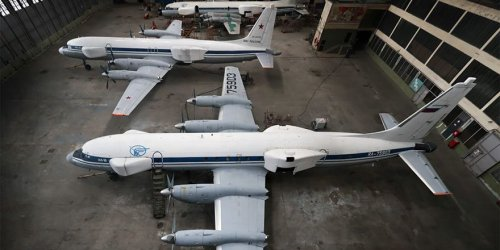 Russian Military Considers New Electronic Warfare Aircraft