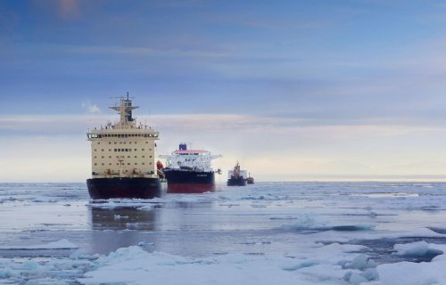 China Helping Russia on Northern Sea Route Now but Ready to Push Moscow Aside Later