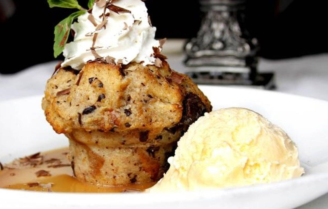 Panettone Bread-and-Butter Pudding (Dolce di Panettone) – Italian Recipe