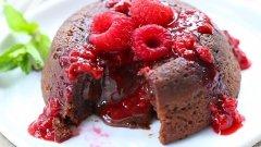 Discover lava cake