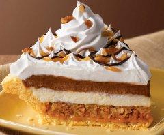 Discover caramel pie