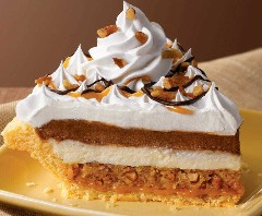 Discover french silk pie