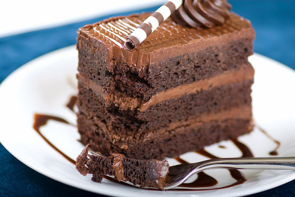 Most Delicious Chocolate Layer Cake Recipes