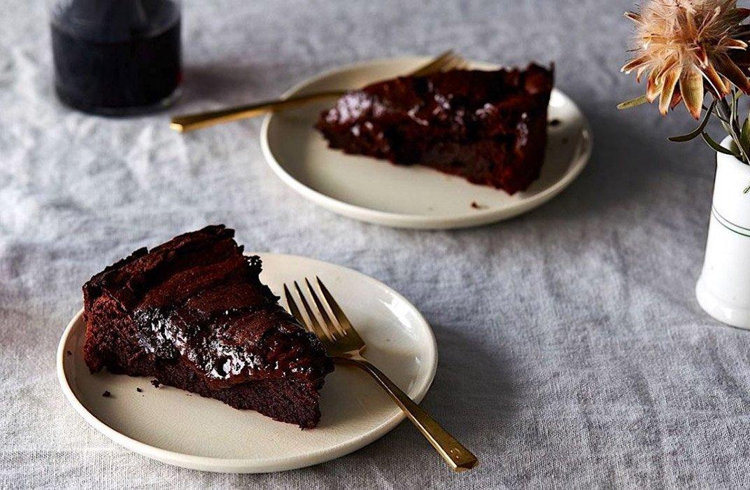 The Magic of Dark Chocolate Cake