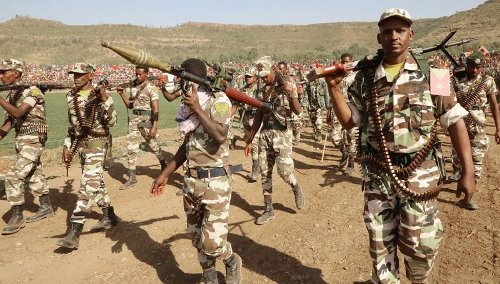 Ethiopia: Ethiopia says 22 regional officials killed by Tigray People's Liberation Front (TPLF) rebels » Wars in the World