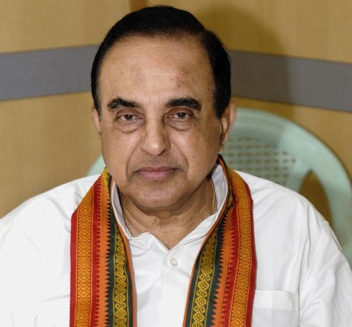 """""""Have we lost our Vivek Shakti?"""": Subramanian Swamy slams Modi government for decision to abstain during UN's Myanmar resolution"""