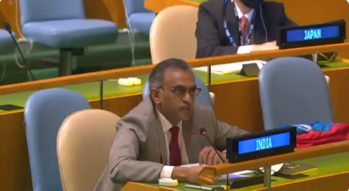 Viral video: Indian diplomat's stunning confession at UN on Modi government's preference to vaccinate rest of world over own citizens leaves Twitterati seething