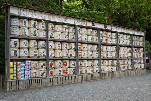 Edo-Sake Brauerei mit geheimem Rezeptbuch aus Nordjapan