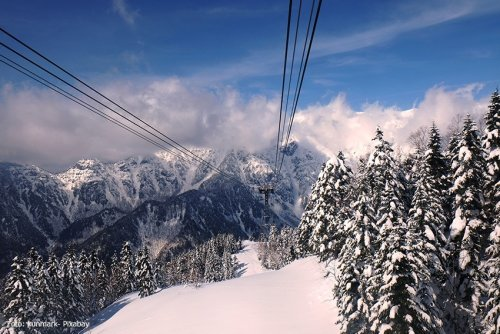 Japanische Alpen entdecken – Skifahren, Wandern mehr in den Nihon Apusuu