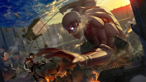 Attack on Titan Museum in Japan eröffnet