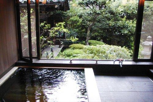 Ofuro: die japanische Badewanne