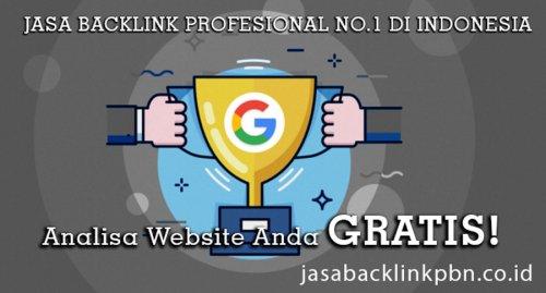 Jasa Backlink PBN Terbaik Indonesia Untuk UKM dan Blogger