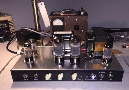 Tech Talk: Phil Bradbury of Little Walter Tube Amps