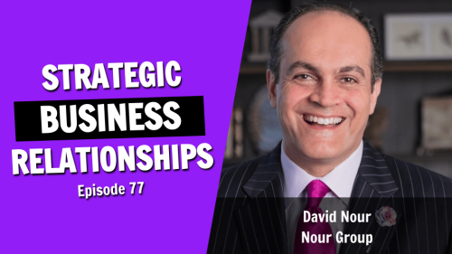 How to Build Strategic Business Relationships
