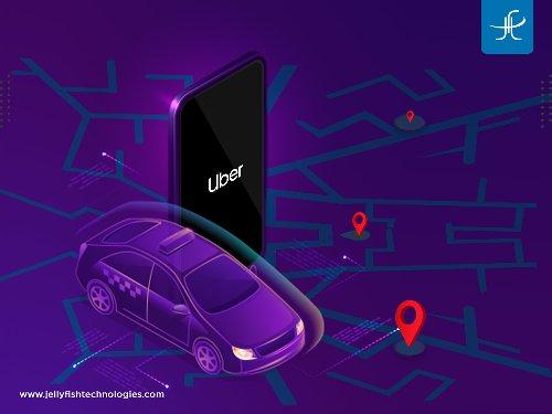 How to Build an App like Uber  Jellyfish Technologies