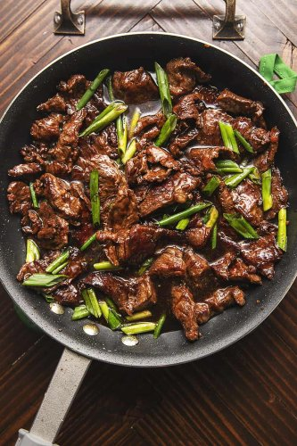 Keto Friendly Mongolian Beef Recipe • Low Carb with Jennifer