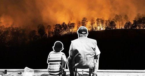 Wie man mit (Groß-)Eltern über die Klimakrise reden könnte