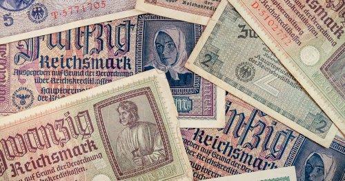 Manche Deutsche profitieren bis heute vom Nazi-Regime