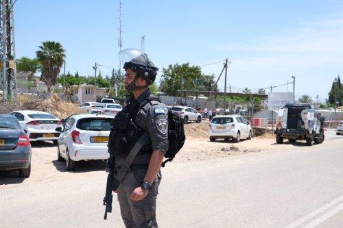 Border Police Foiled Mega Terror Attack in Jerusalem on Friday