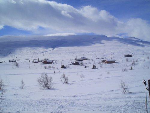 Hytteliv in Norwegen: Ruhe und Natur pur in Valdres