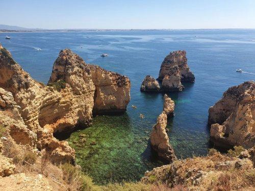 Wandern in Lagos: Zu den schönsten Stränden der Algarve