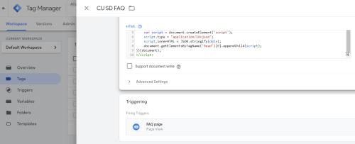 Cómo añadir datos estructurados con GTM en una página web - Joseba Ruiz Diez