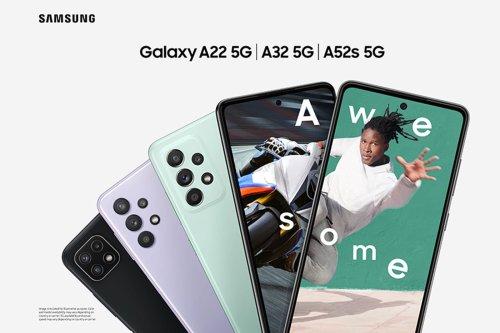 Samsung vous offre une enceinte Google Nest Audio pour l'achat d'un Galaxy A52s 5G   Journal du Geek