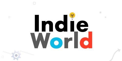 Nintendo : comment suivre l'Indie World de ce soir en direct ?