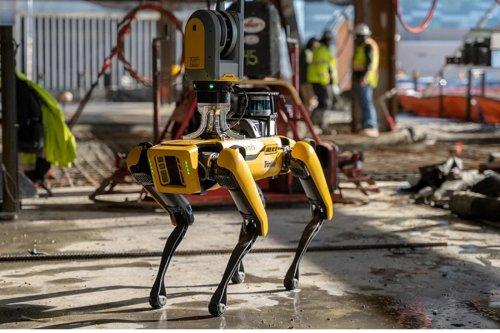 Hyundai engage les robots de Boston Dynamics comme gardiens de nuit