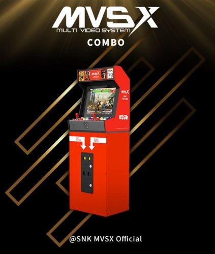 L'une des meilleures borne d'arcade du moment : la MVSX de Neo Geo est en promotion chez Amazon ! | Journal du Geek