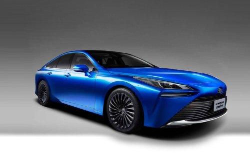 Toyota devient un nouveau record du monde pour une voiture à hydrogène