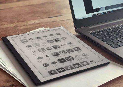 [Test] Bookeen Notéa : liseuse, tablette, bloc-notes… Le tout-en-un
