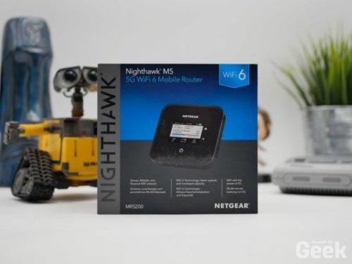 [Test] Netgear Nighthawk M5, un routeur 5G au prix fort