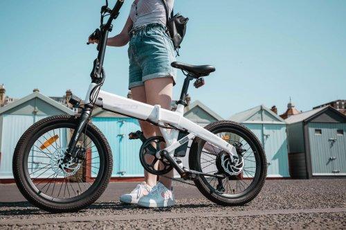 Le prix du vélo électrique et pliable Himo Z20 s'écroule !